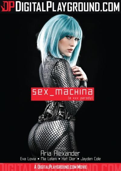 Sex_Machina [A XXX Parody]