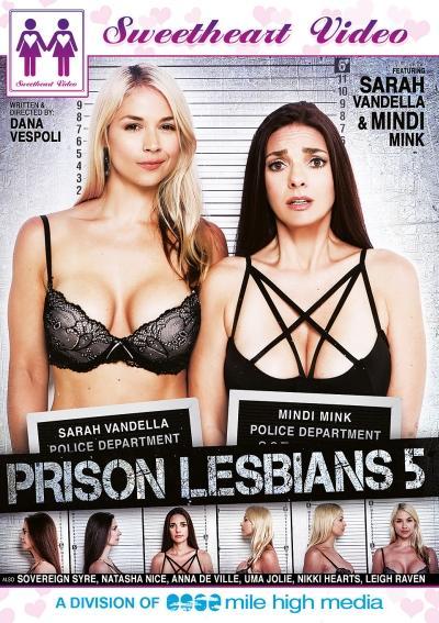 Prison Lesbians Vol. 5