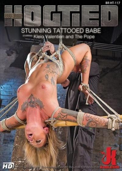 Hogtied: Stunning Tattooed Babe