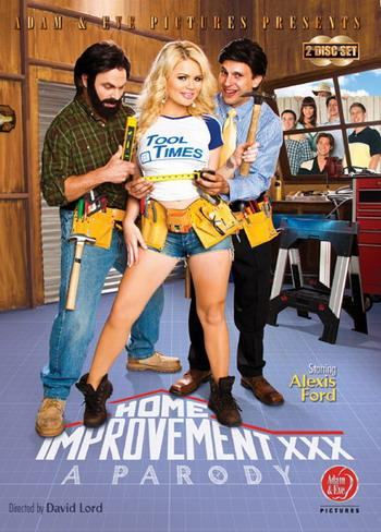 Home Improvement XXX: A Parody