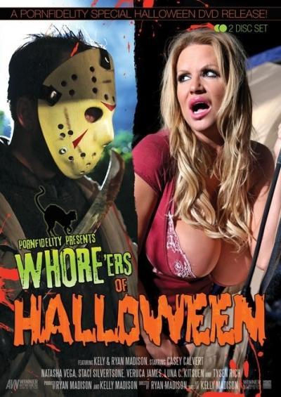 Whore'ers Of Halloween