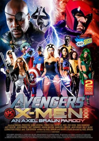 Avengers XXX Vs. X-Men XXX
