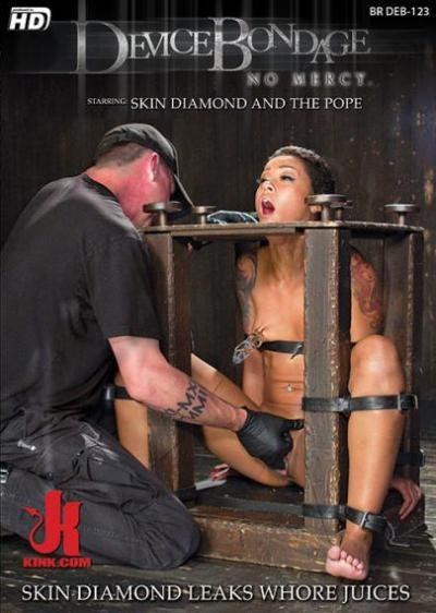 Device Bondage: Skin Diamond Leaks Whore Juices