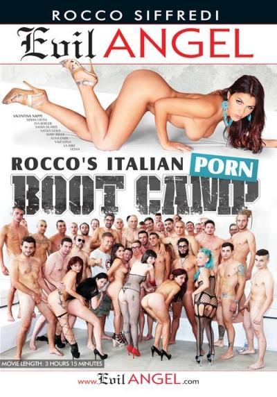 Rocco's Italian Porn Boot Camp