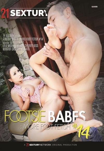 Footsie Babes #14