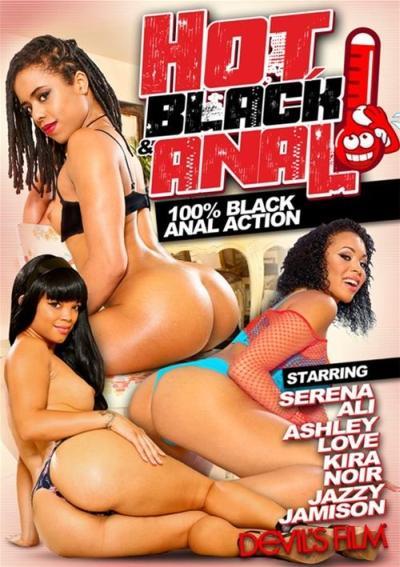 Hot Black Anal