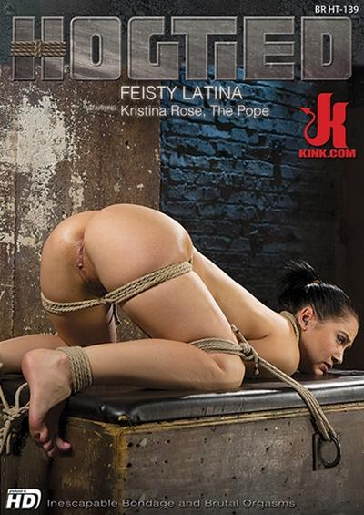 Hogtied: Feisty Latina