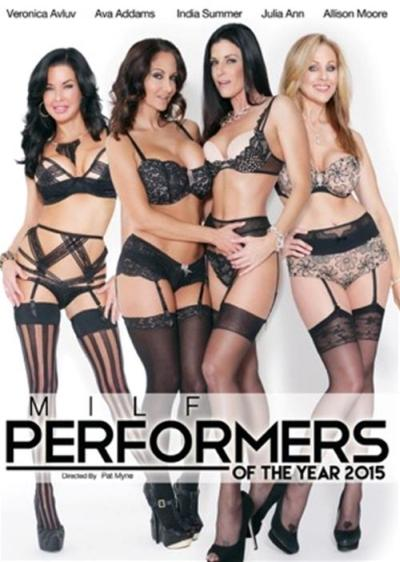 MILF Performers Of The Year 2015
