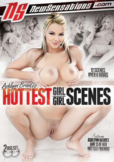 Ashlynn Brooke's Hottest Girl/Girl Scenes