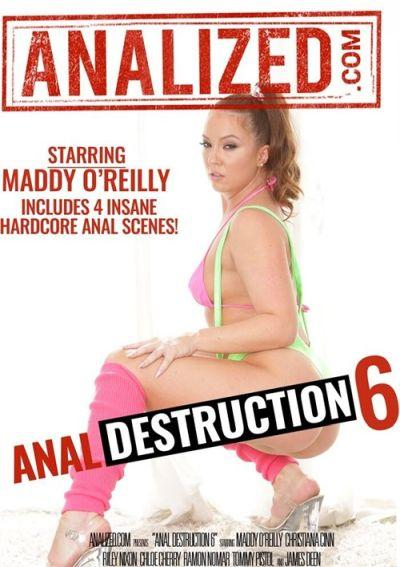 Anal Destruction 6