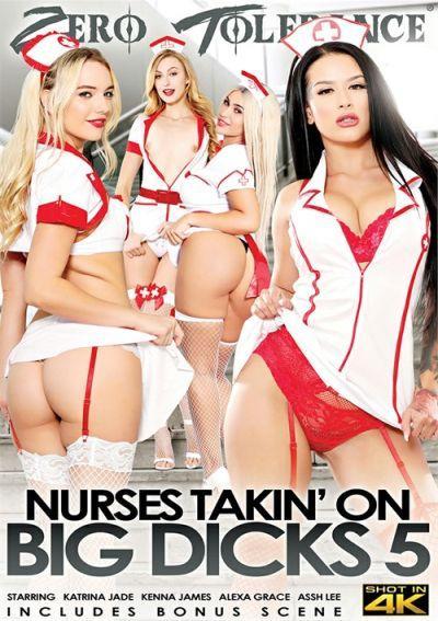 Nurses Takin' On Big Dicks 5
