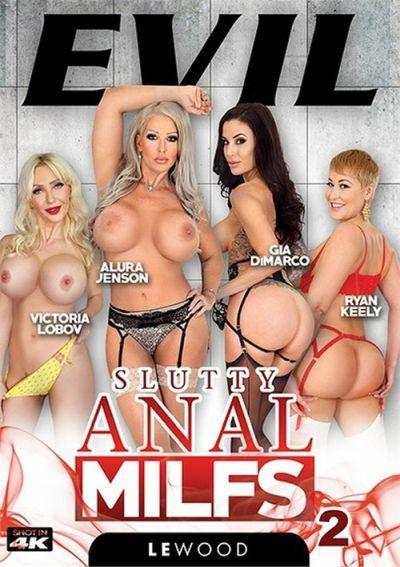Slutty Anal MILFs 2