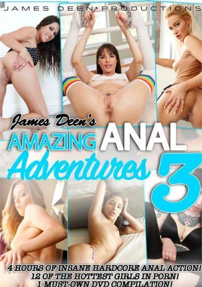 Amazing Anal Adventures 3