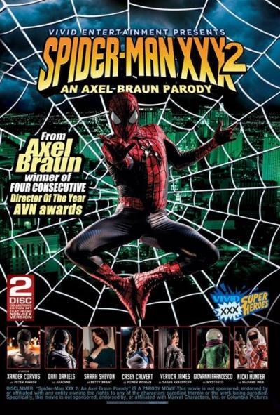 Spider-Man XXX 2