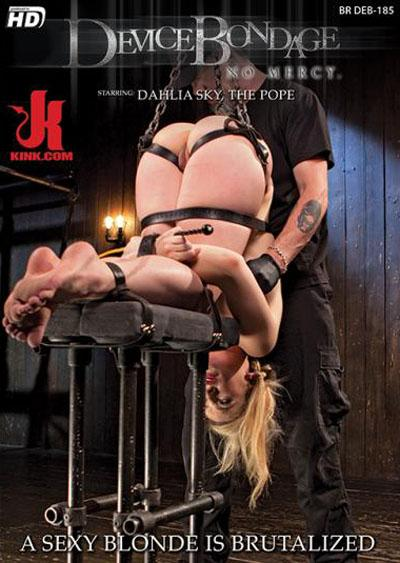 Device Bondage: A Sexy Blonde Is Brutalized
