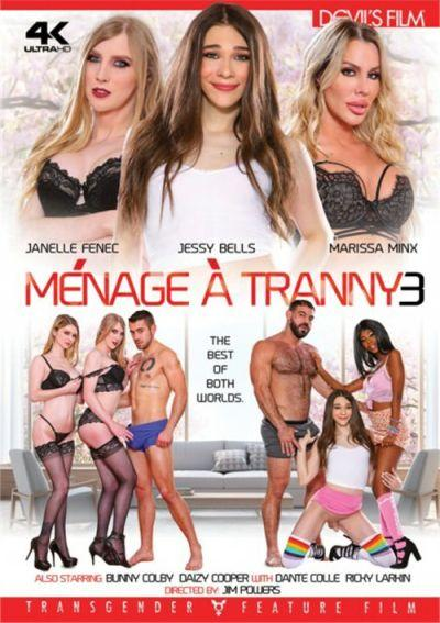 Ménage À Tranny 3