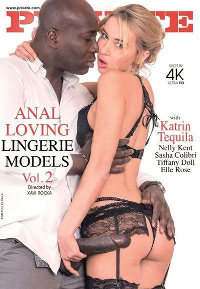 Anal Loving Lingerie Models Vol. 2