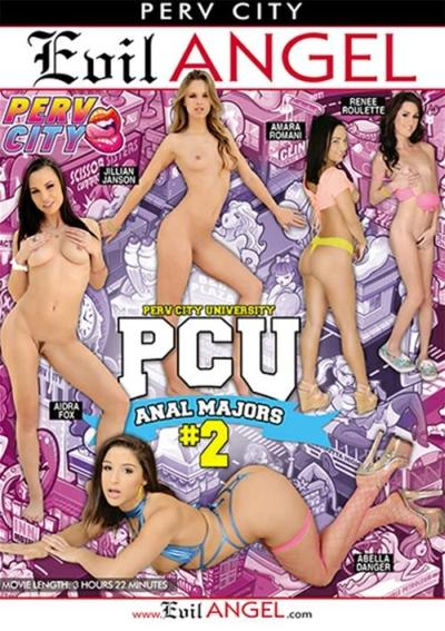 Perv City University: Anal Majors #2