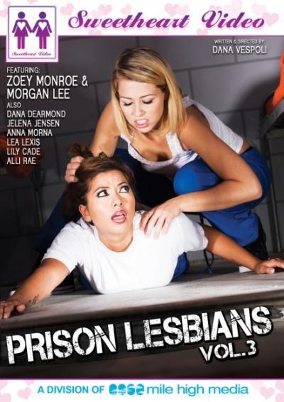 Prison Lesbians Vol. 3