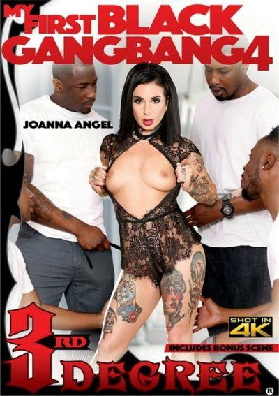 My First Black Gangbang 4