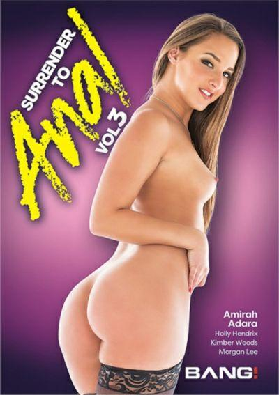 Surrender To Anal Vol. 3