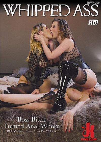 Boss Bitch Turned Anal Whore