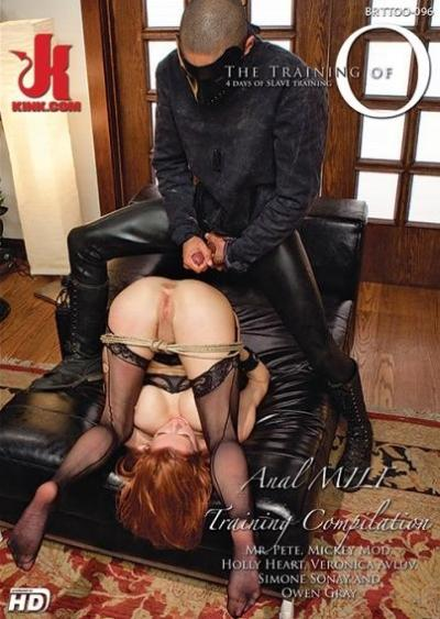 The Training Of O - Anal MILF Training Compilation