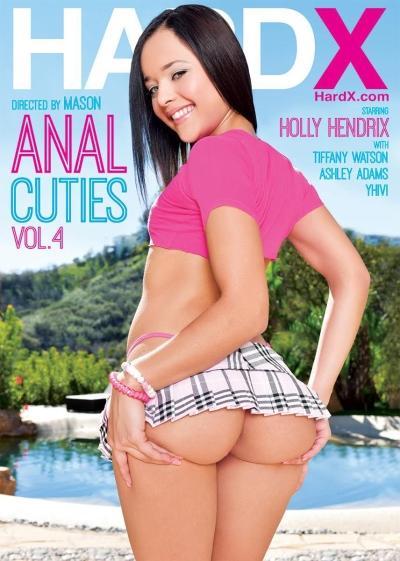 Anal Cuties Vol. 4
