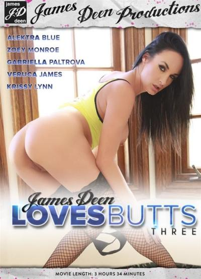 James Deen Loves Butts 3