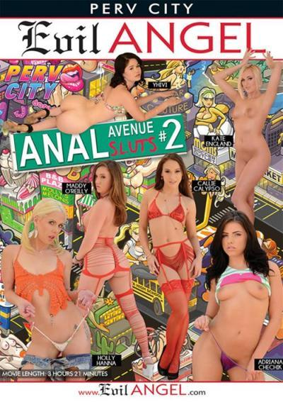 Anal Avenue Sluts #2