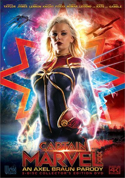 Captain Marvel XXX