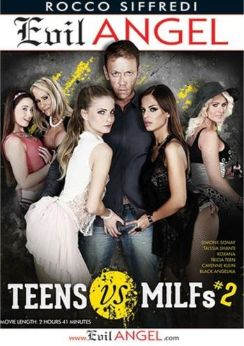 Teens VS MILFs #2