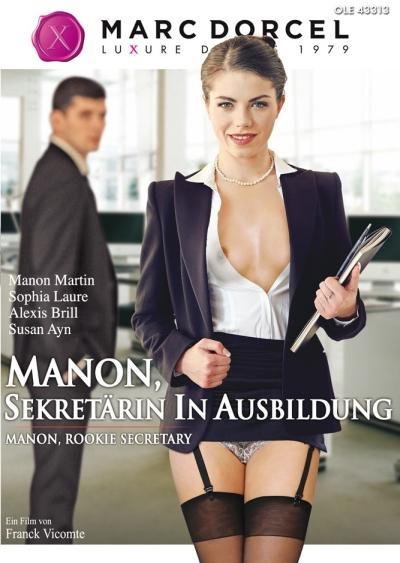 Screens: Manon, Sekretärin in Ausbildung