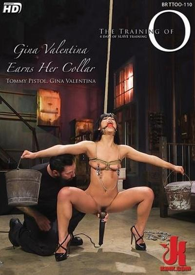 The Training Of O - Gina Valentina Earns Her Collar