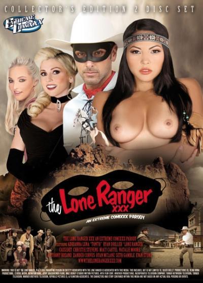 The Lone Ranger XXX