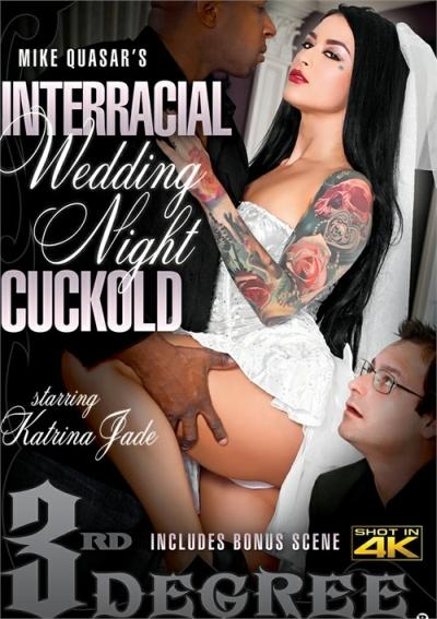 Interracial Wedding Night Cuckold