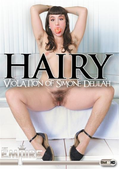 Hairy Violation Of Simone Delilah