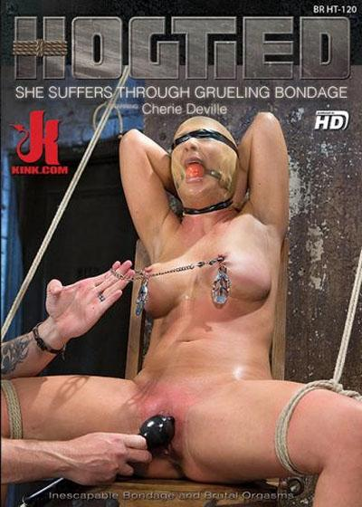 Hogtied: She Suffers Through Grueling Bondage
