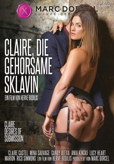 Screens: Claire, die gehorsame Sklavin