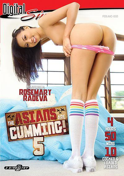 The Asians Are Cumming! 5