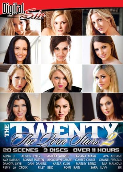 The Twenty: The Porn Stars 2