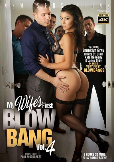 My Wife's First Blowbang Vol. 4