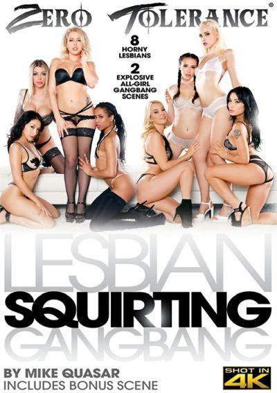 Lesbian Squirting Gangbang