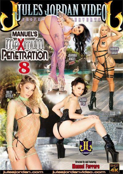 Manuel's Maximum Penetration 8