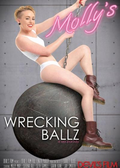 Molly's Wrecking Ballz: A XXX Parody