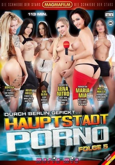 Hauptstadt Porno Folge 5: Durch Berlin gefickt...