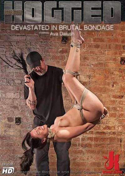 Hogtied: Devastated In Brutal Bondage