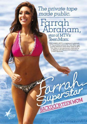 Farrah Superstar: Backdoor Teen Mum