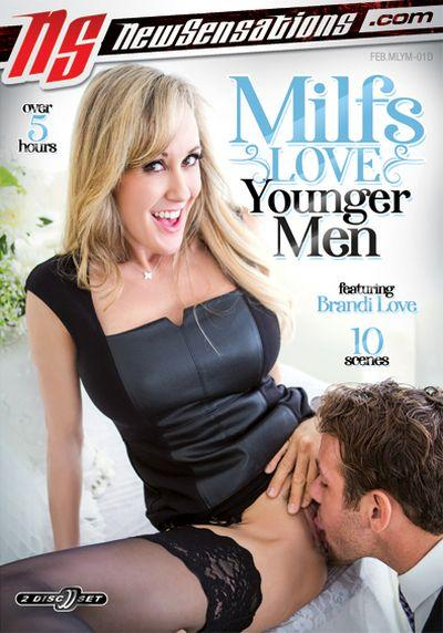 MILFs Love Younger Men