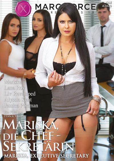 Mariska, die Chefsekretärin